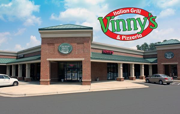 Vinny S Italian Grill And Pizzeria